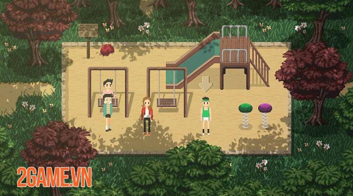 The Room of 2 Monsters - Game giải đố nặng về yếu tố tâm lý do người Việt phát triển 2