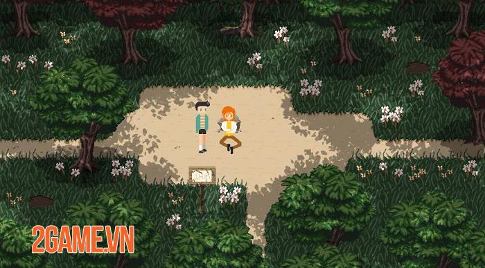 The Room of 2 Monsters - Game giải đố nặng về yếu tố tâm lý do người Việt phát triển 1