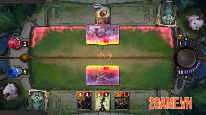 Riot Games mở cửa thử nghiệm lần 2 cho tựa game đấu bài Huyền Thoại Runeterra 0