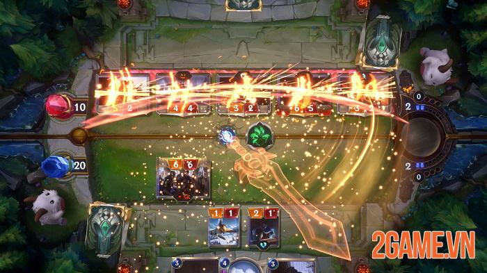 Riot Games mở cửa thử nghiệm lần 2 cho tựa game đấu bài Huyền Thoại Runeterra 1