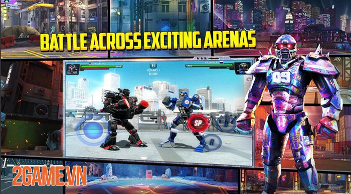 World Robot Boxing 2 - Game mobile đối kháng đề tài mới mẻ và đồ hoạ bắt mắt 1