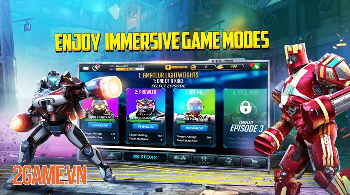 World Robot Boxing 2 - Game mobile đối kháng đề tài mới mẻ và đồ hoạ bắt mắt 2