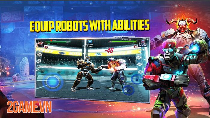World Robot Boxing 2 - Game mobile đối kháng đề tài mới mẻ và đồ hoạ bắt mắt 3