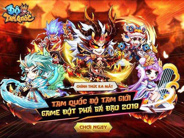 Độ Tam Quốc đã tốn gần 1 năm để hiệu chỉnh gameplay cho phù hợp với gamer Việt 0