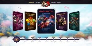 Webgame Cửu Thiên 3 tự tin đáp ứng được tất cả nhu cầu của người chơi