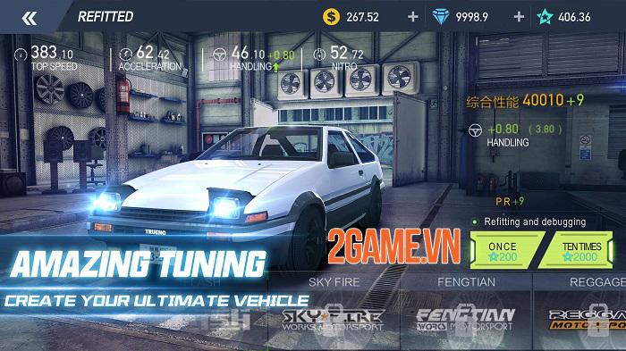 Speed Legend - Game đua xe mới nhất có nhiều chế độ mutiplayer 0