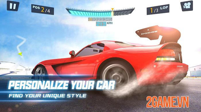Speed Legend - Game đua xe mới nhất có nhiều chế độ mutiplayer 2