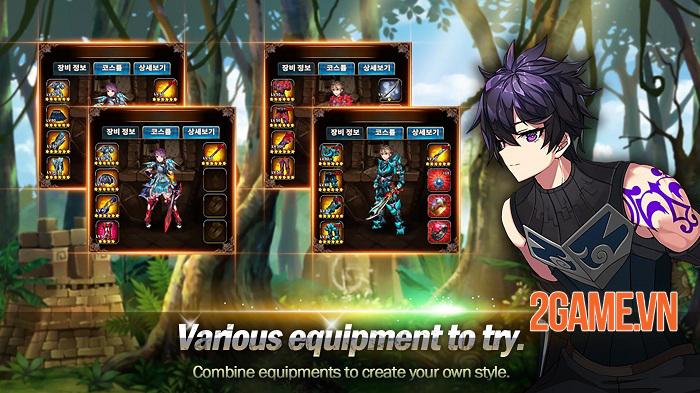 Legends of Astra - Game nhập vai hành động cuộn cảnh sở hữu đồ họa tươi sáng 1