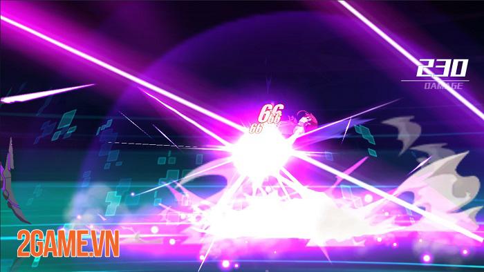 Dengeki Bunko: Crossing Void gây ấn tượng bằng đồ họa và hiệu ứng hoành tráng 3