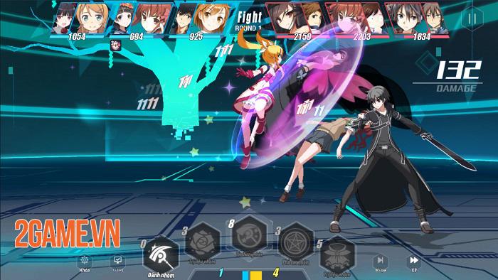 Dengeki Bunko: Crossing Void gây ấn tượng bằng đồ họa và hiệu ứng hoành tráng 2