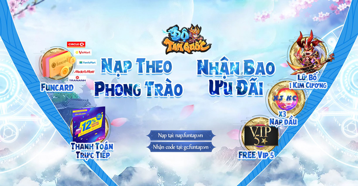 Độ Tam Quốc nhận được cơn mưa lời khen từ cộng đồng game thủ Việt 3