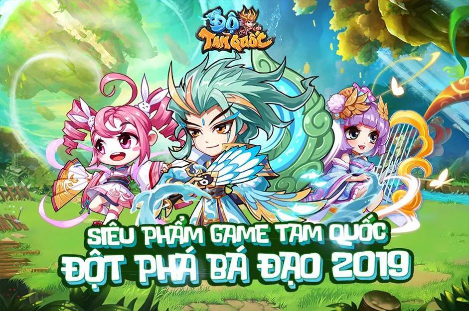 Độ Tam Quốc nhận được cơn mưa lời khen từ cộng đồng game thủ Việt 2