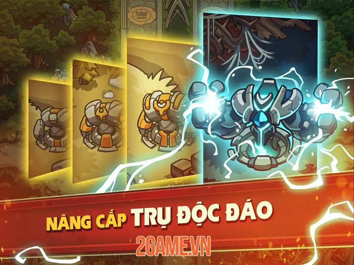 Empire Warriors Premium - Game phòng thủ tháp có lối chơi gây nghiện 3