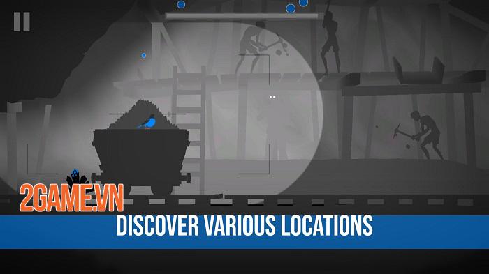 Grayland - Game phiêu lưu hành động với nhân vật chính là một chú chim 1