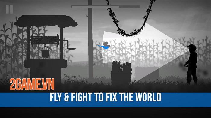 Grayland - Game phiêu lưu hành động với nhân vật chính là một chú chim 3