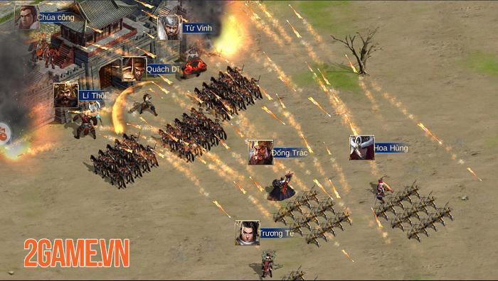 Top 8 game điều binh khiển tướng đáng để fan SLG chơi qua! 0