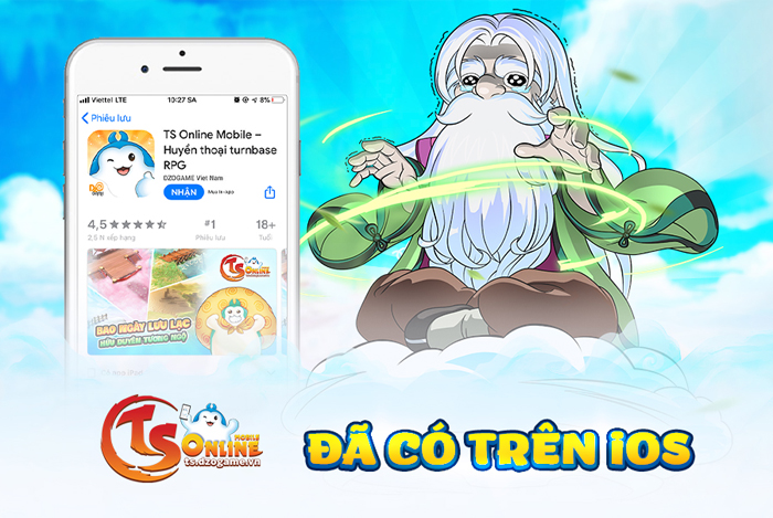 Tặng 222 giftcode game TS Online Mobile 1