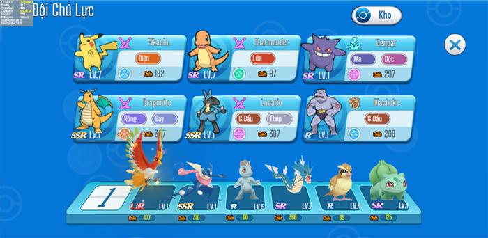 Poke Origin khẳng định chất game Pokemon nguyên bản Nintendo, định ngày Open Beta 1