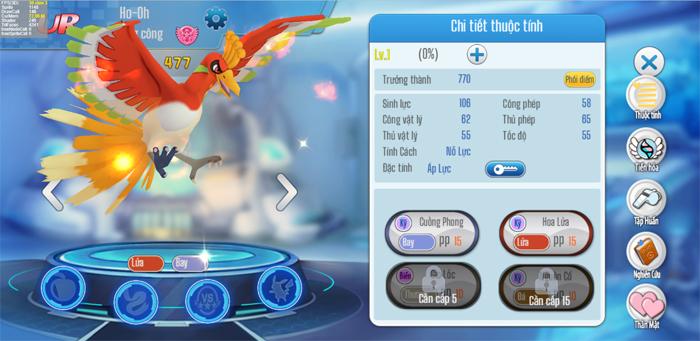 Poke Origin khẳng định chất game Pokemon nguyên bản Nintendo, định ngày Open Beta 2