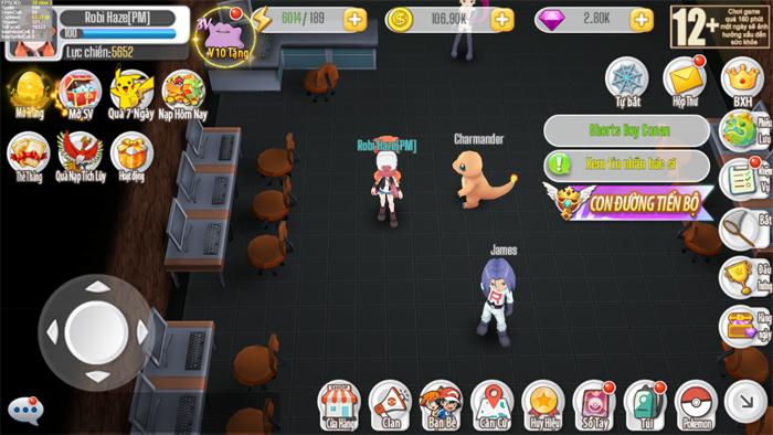 Poke Origin khẳng định chất game Pokemon nguyên bản Nintendo, định ngày Open Beta 3