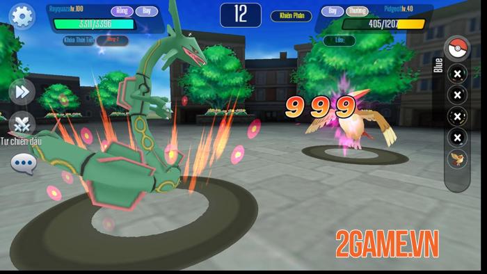 Poke Origin khẳng định chất game Pokemon nguyên bản Nintendo, định ngày Open Beta 4