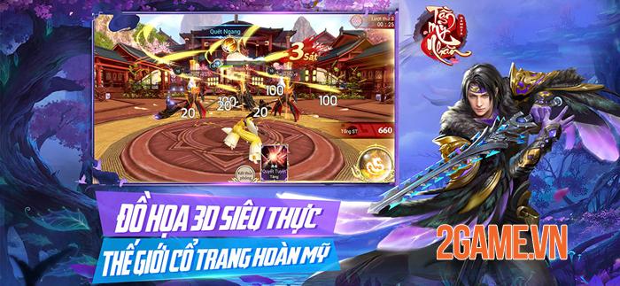 Tần Mỹ Nhân Gamota đích thị là tựa game nhập vai chiến thuật độc lạ ở Việt Nam 1