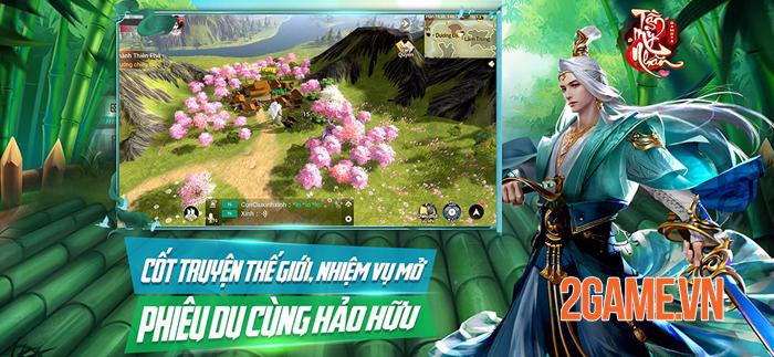 Tần Mỹ Nhân Gamota đích thị là tựa game nhập vai chiến thuật độc lạ ở Việt Nam 0