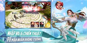 Tần Mỹ Nhân Gamota đích thị là tựa game nhập vai chiến thuật độc lạ ở Việt Nam