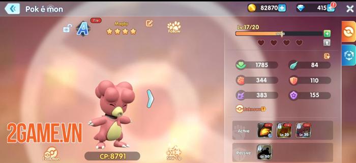 Mons Land - Tựa game mobile đề tài Pokemon dựa trên TV series cổ điển 3