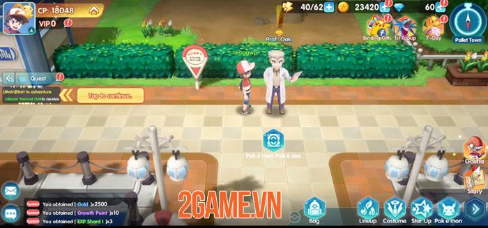 Mons Land - Tựa game mobile đề tài Pokemon dựa trên TV series cổ điển 0