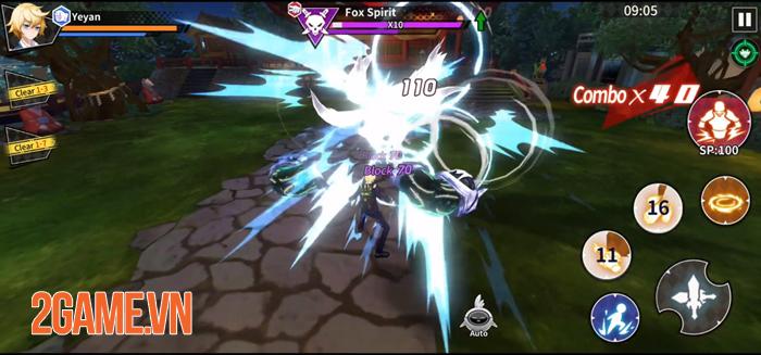 Night Agent - Game nhập vai hành động phong cách anime ấn tượng 1