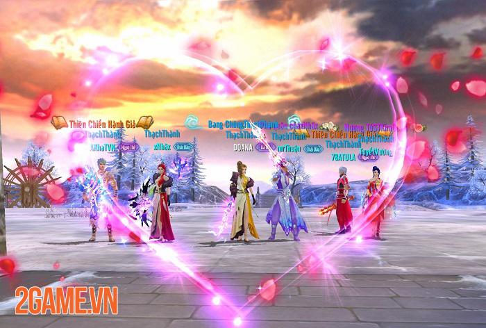 Game thủ Tân Thiên Long Mobile hào hứng đào sâu khám phá phiên bản mới 0