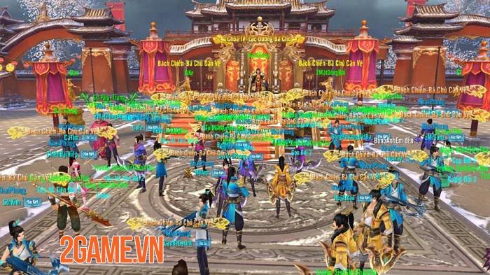 Ảnh hưởng của Nguyệt Ảnh Kỳ Trận cho Tân Thiên Long Mobile vượt xa cả dự đoán 1