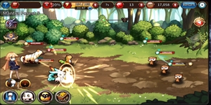 El Monster Island – Game nhập vai turn-based Gacha đồ hoạ anime đẹp mắt