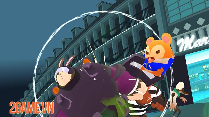 Hamsterdam - Game arcade cổ điển với cơ chế chiến đấu nhịp nhàng 1