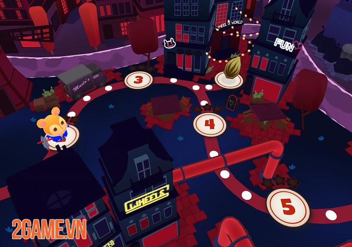 Hamsterdam - Game arcade cổ điển với cơ chế chiến đấu nhịp nhàng 3