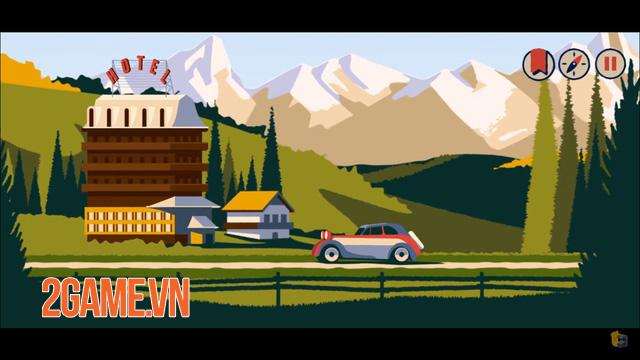Over the Alps - Game phiêu lưu với những câu chuyện ly kỳ và phức tạp 0