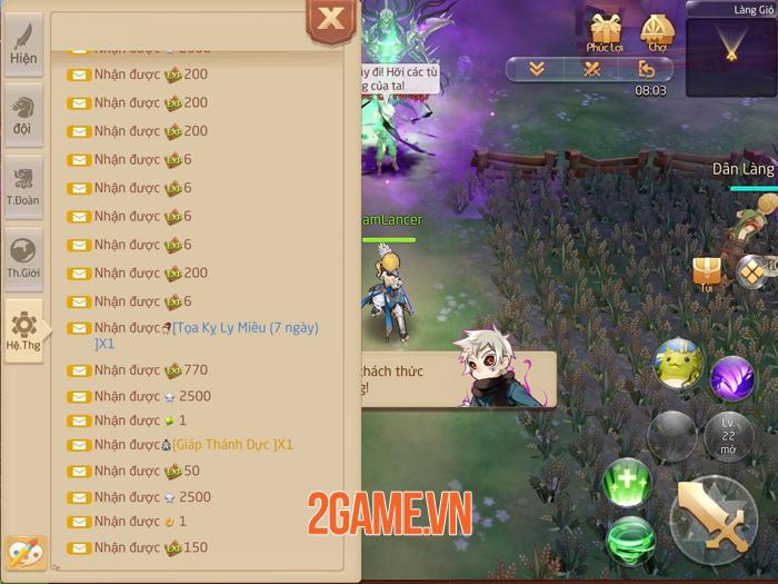 Luyện cấp săn đồ trong game Laplace M là cả một nghệ thuật! 5