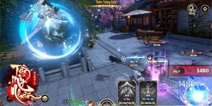 Game Tần Mỹ Nhân Mobile khoe cảnh chiến đấu đẹp mê hồn!