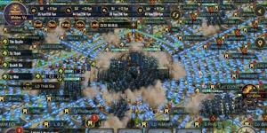 Top 8 game điều binh khiển tướng đáng để fan SLG chơi qua!