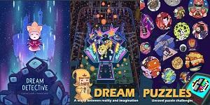 Dream Detective – Game giải đố đồ hoạ đẹp mắt và tính tương tác cao