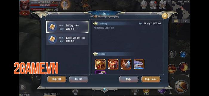 Game thủ MU Awaken VNG thi nhau khoe quà sinh nhật