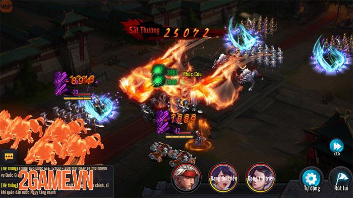 Top 8 game điều binh khiển tướng đáng để fan SLG chơi qua! 6