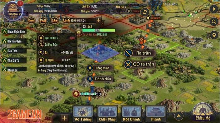 Top 8 game điều binh khiển tướng đáng để fan SLG chơi qua! 5