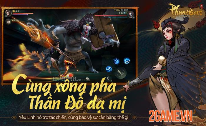 Siêu phẩm game nhập vai Phantoms: Dạ Hành Lục chuẩn bị ra mắt 3