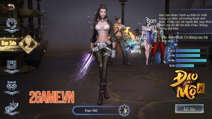 Đạo Mộ Ký Mobile hẹn đến tay game thủ Việt vào tháng 12 tới 5