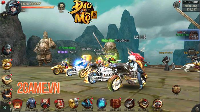 Đạo Mộ Ký Mobile hẹn đến tay game thủ Việt vào tháng 12 tới 0