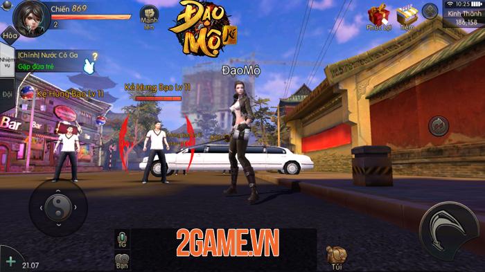 Đạo Mộ Ký Mobile hẹn đến tay game thủ Việt vào tháng 12 tới 3