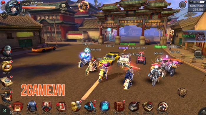 Đạo Mộ Ký Mobile hẹn đến tay game thủ Việt vào tháng 12 tới 1