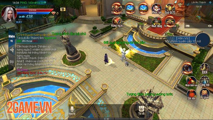 Chúa Nhẫn Mobile khiến người chơi choáng ngợp với gameplay đồ sộ 1